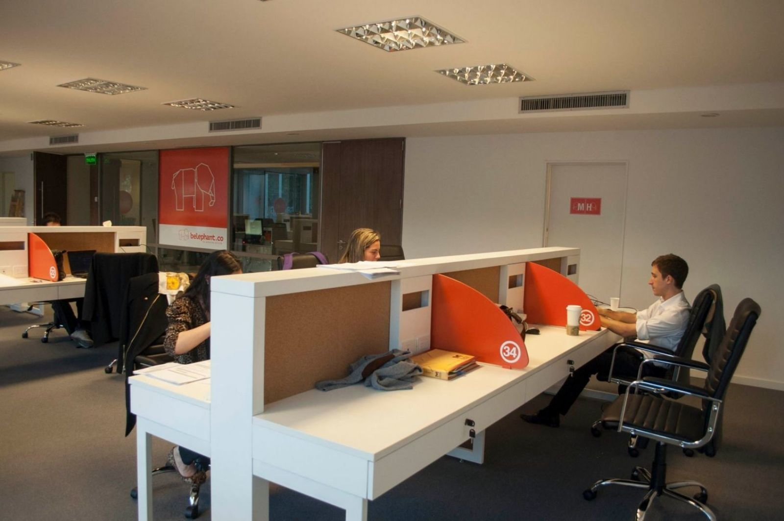Coworking Belephant Co In Buenos Aires