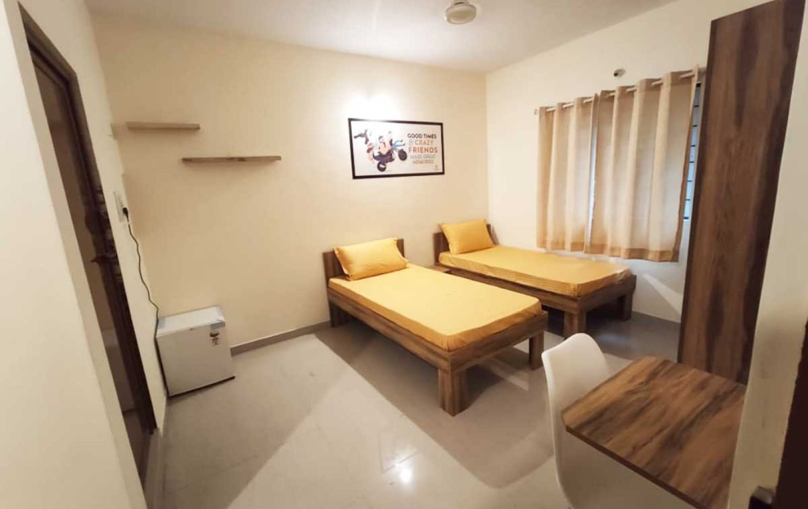 Affordable Coliving PG in Hebbal Bangalore / Asia / India / Bengaluru