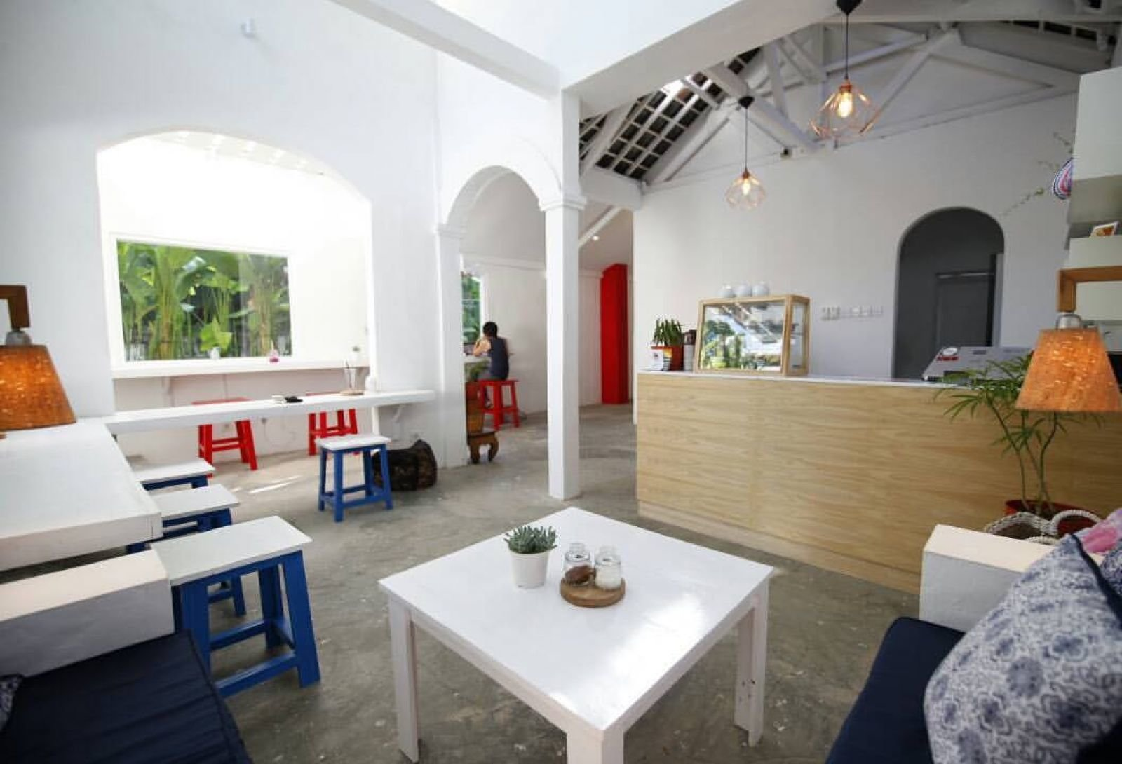 ROU Coffee & Coworking Space / Asia / Indonesia / Bali