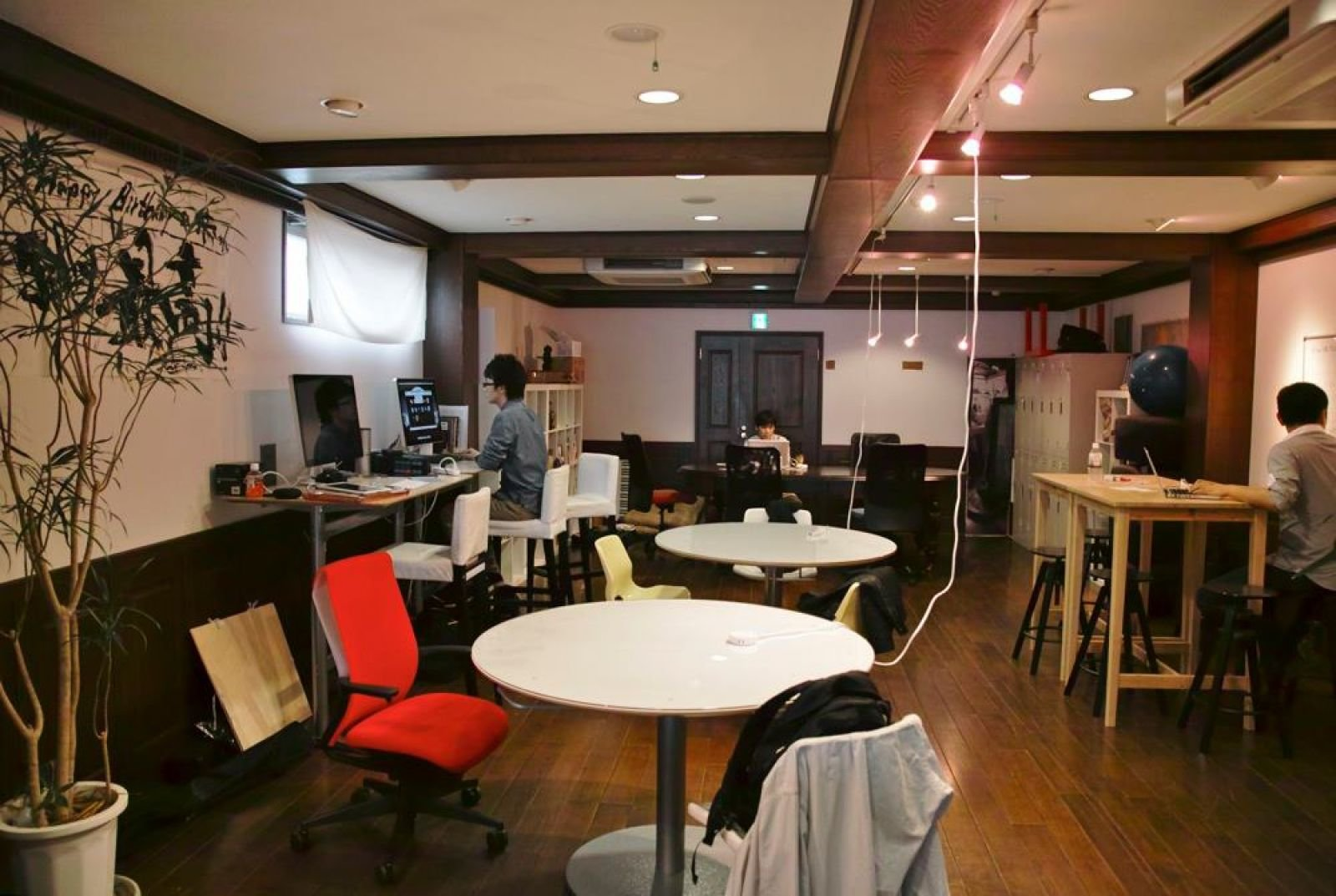 Pax Coworking / Asia / Japan / Tokyo