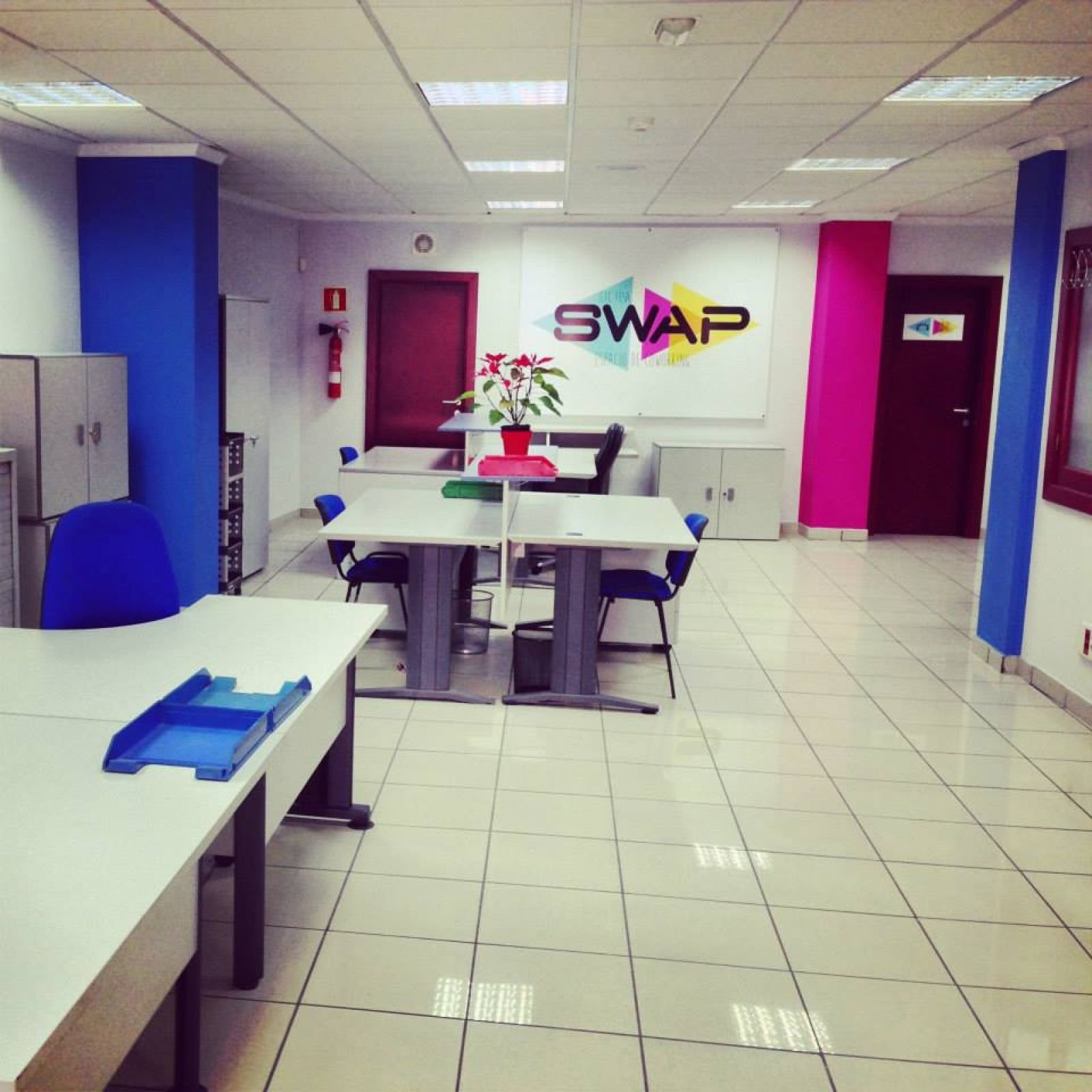 SWAP Coworking / Europe / Spain / Las Palmas