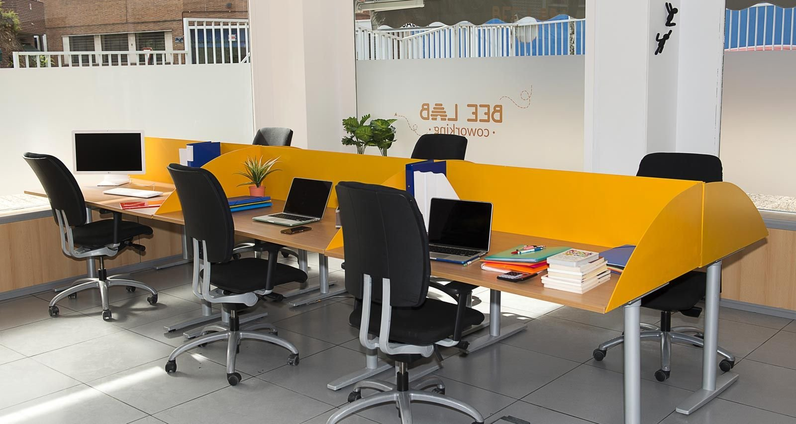 Bee Lab Coworking / Europe / Spain / Madrid