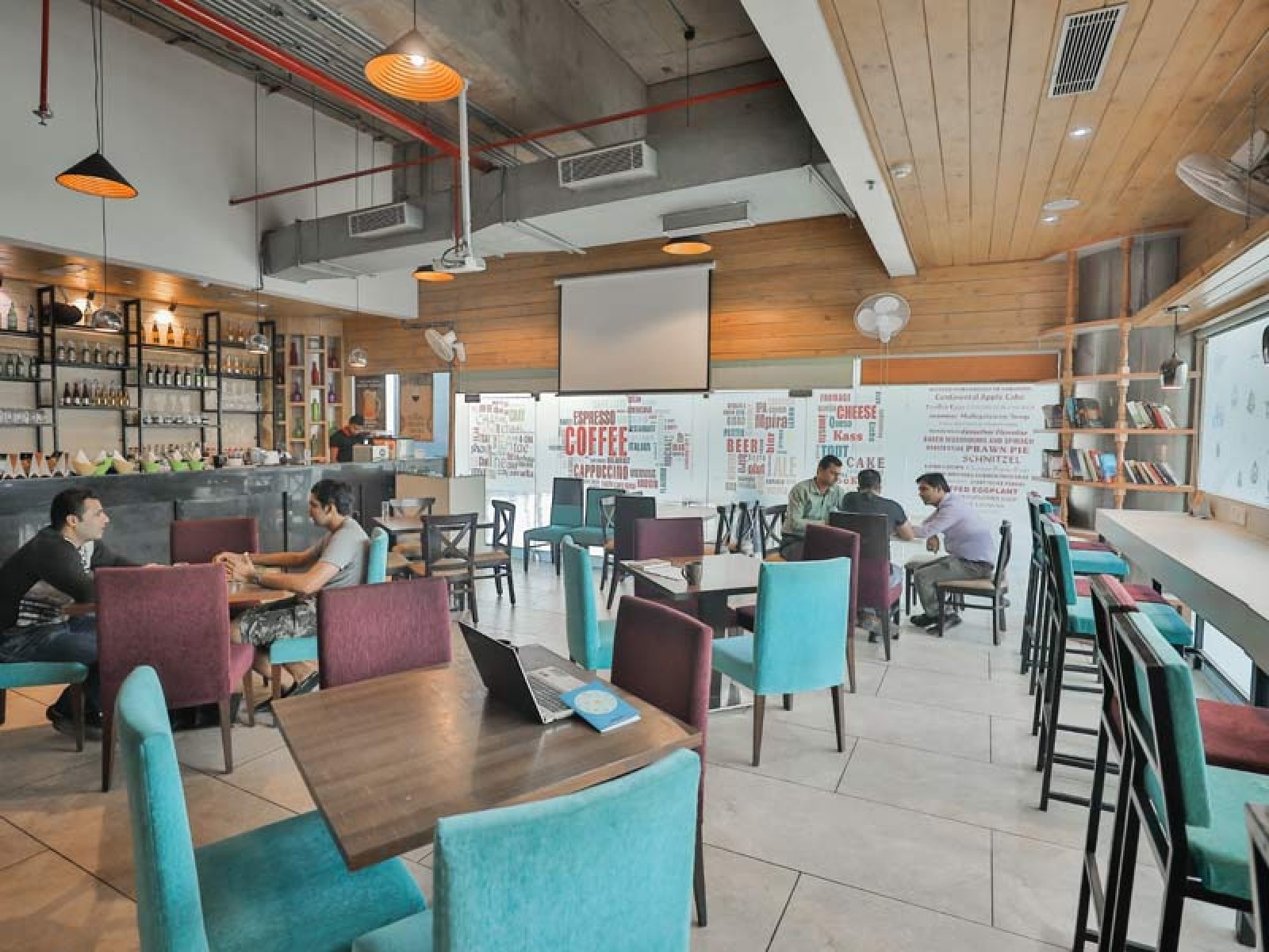 Drool Fresh Bakehouse - myHQ Coworking Cafe / Asia / India / Delhi