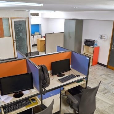 5/5 Cubicles/workspace
