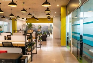Coworking Office Space in Noida