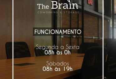 The Brain Coworking & Storage
