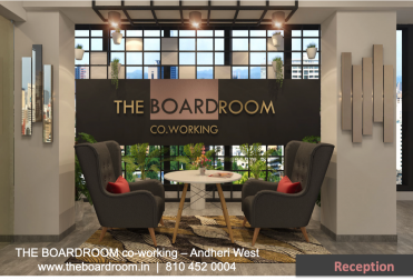 THE BOARDROOM co-working