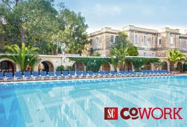 Coworking and Coliving Campus Malta