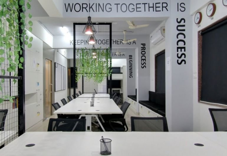 Coworking Space in Koregaon Park Ideal for Teams of All Sizes